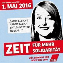 Zeit für mehr Solidarität