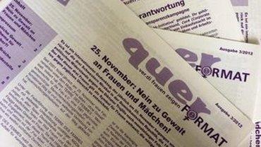 Zeitschrift quer, Frauen