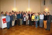Jubilarehrung OV Ansbach 2014