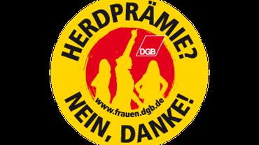 Logo Herdprämie, nein Danke!