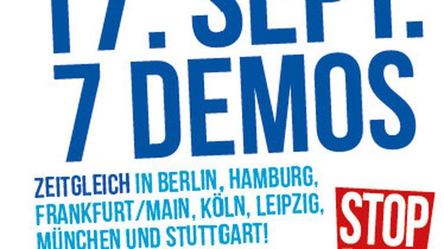 TTIP-Demo München