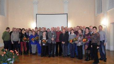 Ansbach, Jubilarehrung, Mittelfranken, Ortsverein