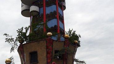 Hundertwasser... unverkennbar