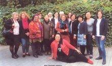 Abbildung Mitglieder des Migrantinnen-Netzwerks Bayern