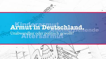Titelbild Armut in Deutschland