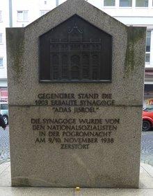 Synagoge Essenweinstraße Nürnberg