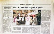 "Stadtrundgang ""Frauenrechtlerinnen des Frankenlands"""