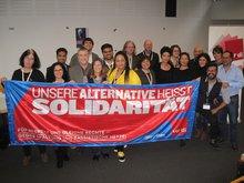 Delegierte Kollegen zur LMK
