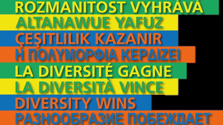 Mehrsprachig- Vielfalt gewinnt-
