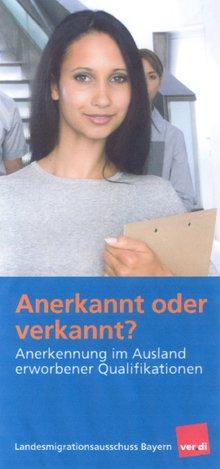 Bild von Flyer des Landesmigrationsausschusses