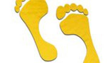 Logo Füsse aus Hand und Fuß- Aktion