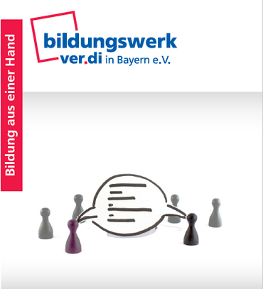 Logo Broschüre Story-Telling