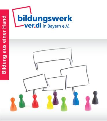 Logo Broschüre Vom Konflikt zur Kampagne