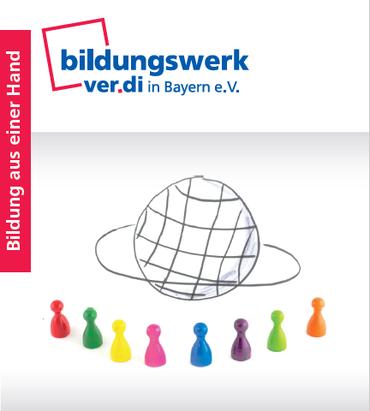 Logo Broschüre Life in Plastic