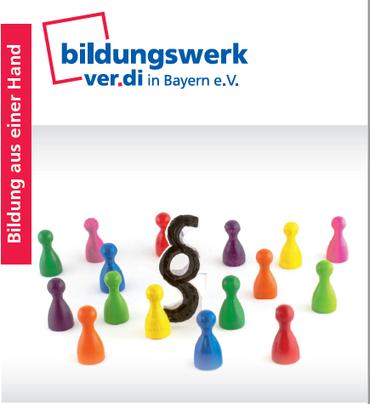 Logo Broschüre Neoliberalismus und Rechtsentwicklung