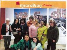Kolleginnen vom MigrA Mittelfranken