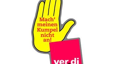 ver.di-Kumpel-Logo