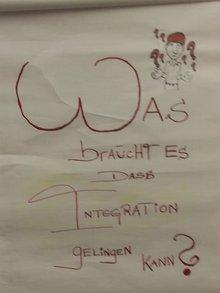 Seminar: Was braucht es, damit Integration gelingen kann?