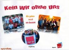Bild der bezirklichen Migrationsausshüsse: Mittelfranken, München und Augsburg