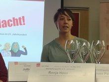 Ronja Heß (wissenschaftliche Mitarbeiterin- Lehrstuhl für Öffentliches Recht und Völkerrecht der FAU)