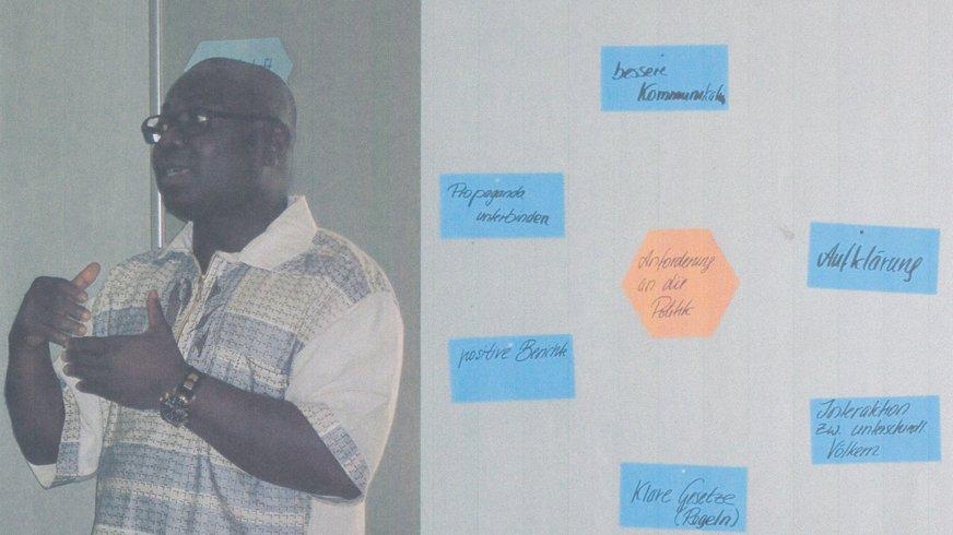 Kollege Aimè Quamdessou