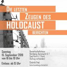 Letzte Zeugen des Holocaust