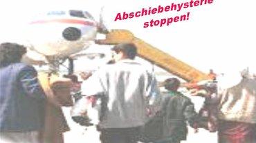 Asylhysterie stoppen