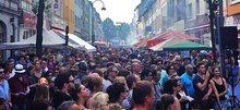 Menschen in der Keupstr/ Foto: Birlikte