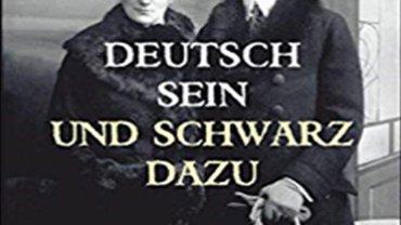 """Coverbild des Buches """"Deutsch sein und Schwarz dazu vom DTV"""