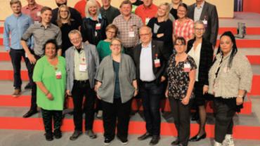 Delegierte Bundeskongress Mittelfranken 2019