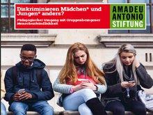 CoverBild der Broschüre von der Amadeu Antonio Stiftung