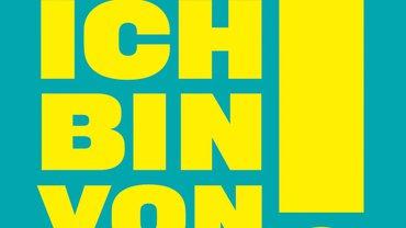 """Cover des Buches """"Hört auf zu fragen - ICH BIN VON HIER"""" vom Fischerverlag"""