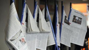 Bild von Zeitungen / dpa