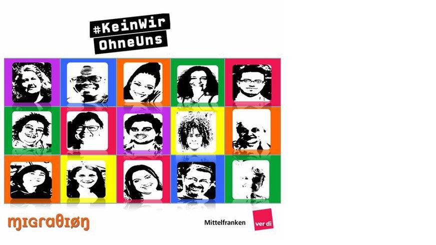 Diversity Faces MigrA Mittelfranken