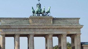 Brandenburger Tor- Berlin
