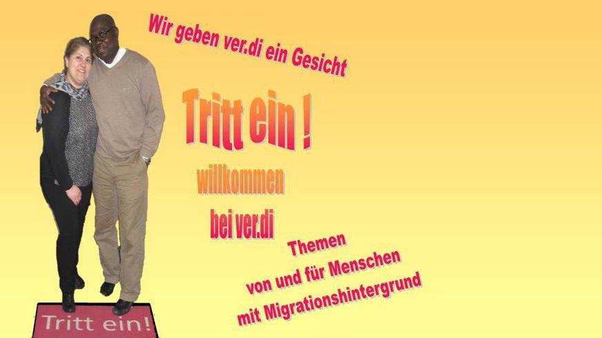 Suna & Aimè vom MigrA Mittelfranken