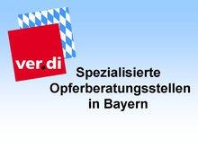Opferberatungsstellen in Bayern