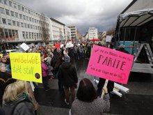 Demo - Frauenstreik 2019