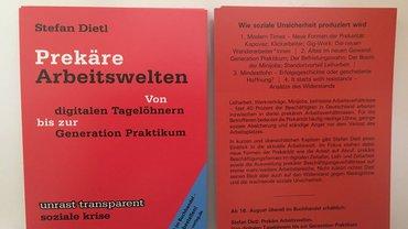 """Buch: """"Prekäre Arbeitswelten"""""""