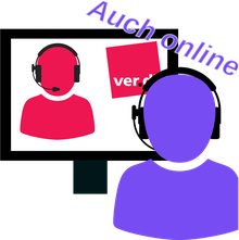 Verdi logo in einem Monitor