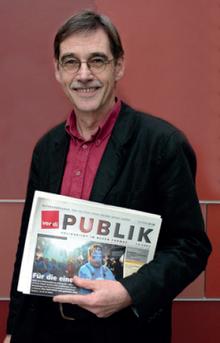 Foto, das Martin Kempe zeigt
