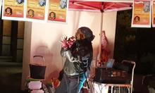 Felicia Peters mit dem #Song4BAnu