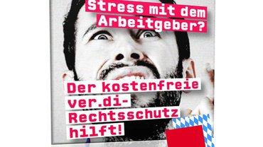Bild von ver.di München- Rechtsschutz