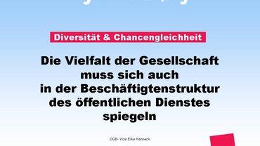 Grafik von ver.di MigrA Mittelfranken