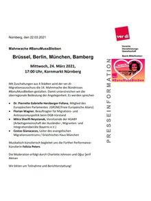 MedienInfo ver.di Mittelfranken