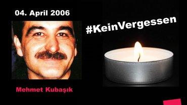 In Gedenken an Mehmet Kubaşık