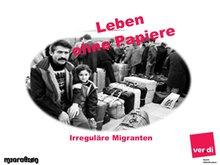 Bild von undokumentierte Migranten