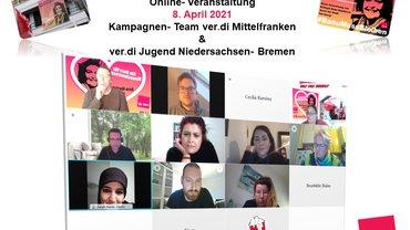 Online Event mit ver.di Jugend Nordniedersachsen