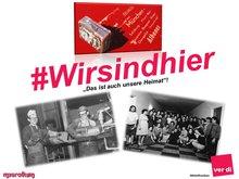 Bilder von Veranstaltungs-Flyer: #Wirsindhier