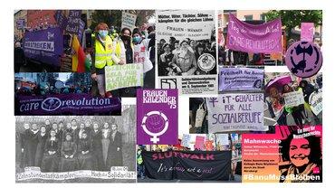 int. Weltfrauentag 2021 Dialogveranstaltung Flint/8.März/ver.di